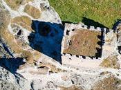 Castillo Oreja vista dron
