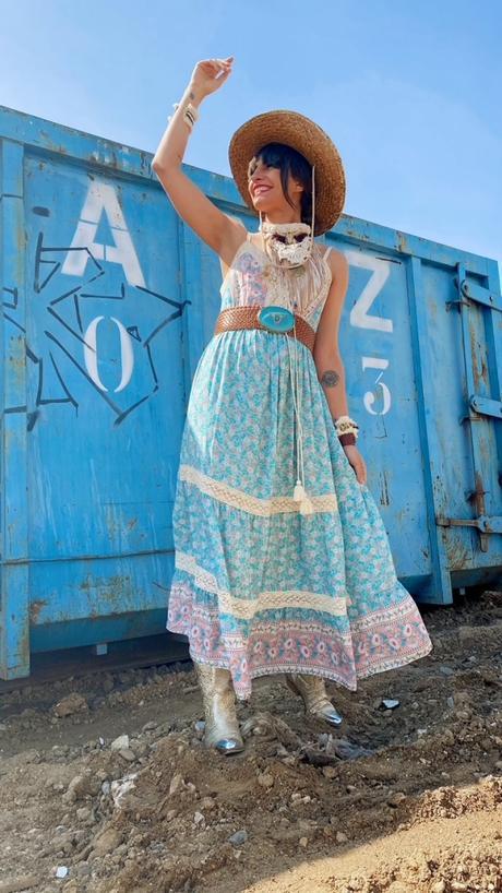 Los vestidos bohemios más bonitos de la temporada