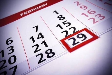 ¿Cuando tendremos nuevamente un año bisiesto?