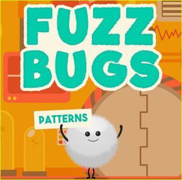Series de colores FUZZ BUGS PATTERNS