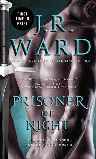 Prisoner of Night, de J.R. Ward