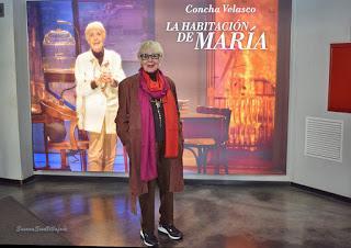 La habitación de María - Teatro