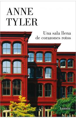 Una sala llena de corazones rotos - Anne Tyler