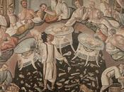 Manteles servilletas mesas romanas