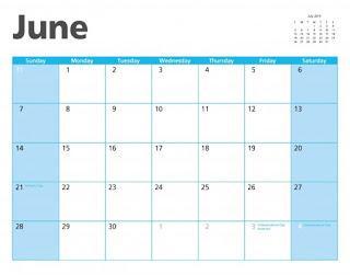 Días Destacados Junio 2021