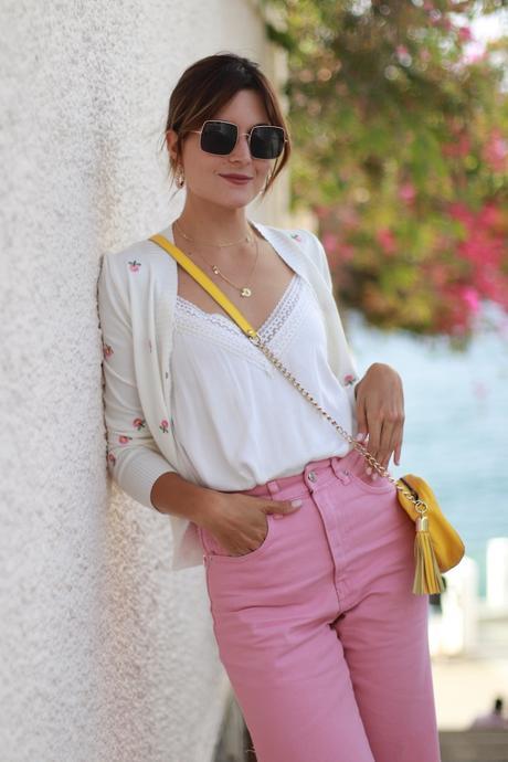 Pantalones de colores - Marilyn's Closet