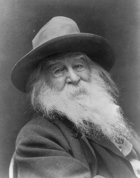 Walt Whitman el poeta que siempre inspira a vivir.