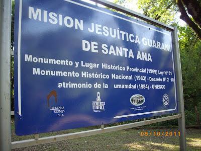 Misiones Jesuíticas I