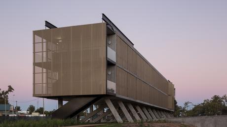 Barrio La Criolla – UPM  Paso de los Toros, Tacuarembó, Uruguay / Guerra De Rossa Arquitectos