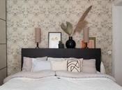 Idea para decorar papel pintado dormitorio