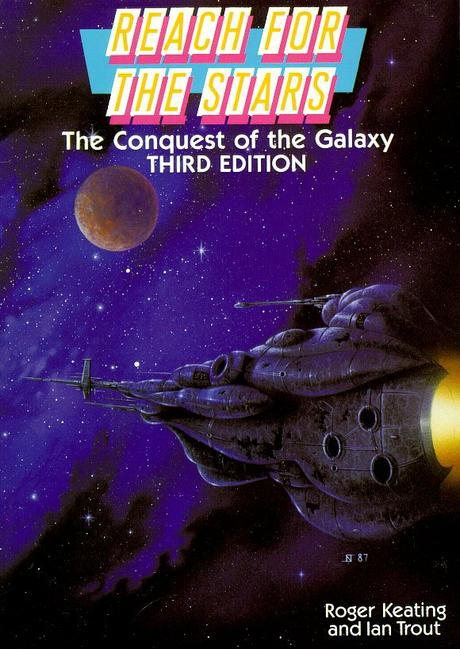 [Box Art] Reach for the Stars: The Conquest of the Galaxy