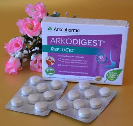 """""""Arkodigest® Reflucid"""" de ARKOPHARMA - un remedio natural para nuestro bienestar digestivo"""