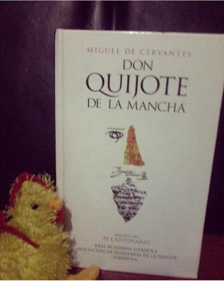 Fresán y el Quijote