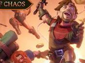 ANÁLISIS: Dungeon Naheulbeuk Amulet Chaos