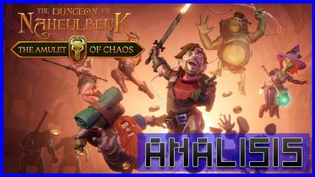 ANÁLISIS: The Dungeon Of Naheulbeuk The Amulet Of Chaos