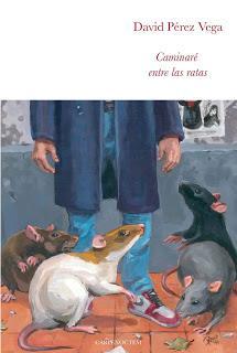 Reseña de mi novela Caminaré entre las ratas en el blog El cuaderno rojo