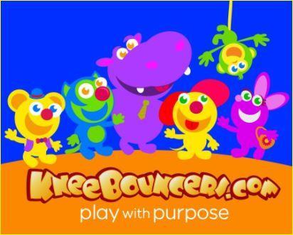 KneeBouncers, juegos