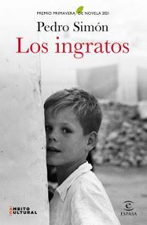 Pedro Simón - Los ingratos (reseña)