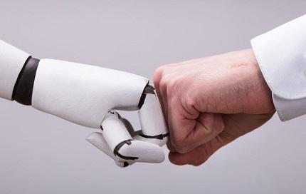Los robots y las relaciones asimétricas