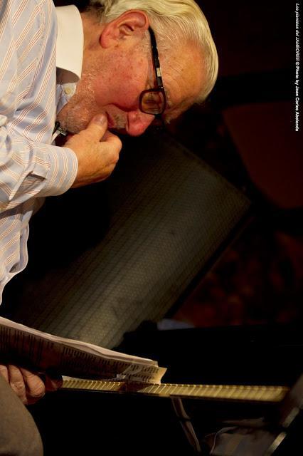 FOTO-Los pianistas del JAMBOREE-PERE FERRÈ