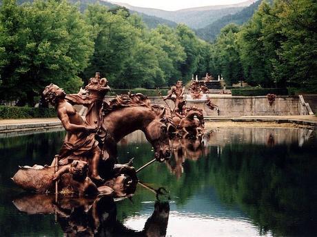 La Granja de San Ildefonso: descanso de reyes entre excelsos jardines