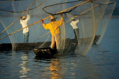 Local fisherman in Mexico