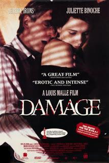 Herida (Damage, Louis Malle, 1992. GB & FRA)