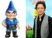 Entrevista James McAvoy ('Gnomeo Julieta')