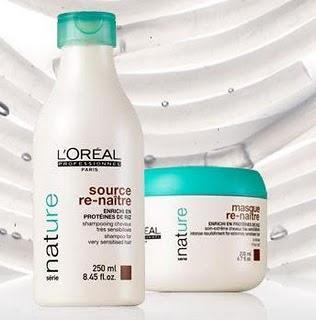La máscara para los cabellos estropeados el aceite de oliva