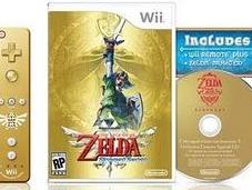 Anunciada edición coleccionista Legend Zelda: Skyward Sword.