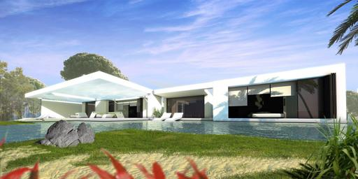 A cero presenta un proyecto para una vivienda unifamiliar - Proyectos casas unifamiliares ...