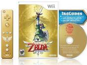 anuncia edición lujo para Zelda: Skyward Sword