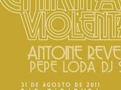 Noches Arts Crafts Caradura Presenta: Chikita Violenta Antoine Reverb