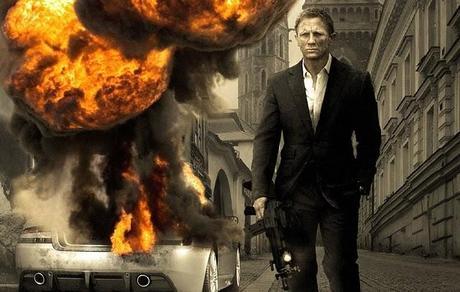 ¿El agente 007 deja el MI6?