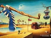 A&P: relojes blandos Dalí