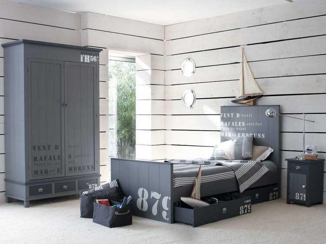 Dormitorios infantiles y juveniles paperblog for Dormitorios industriales