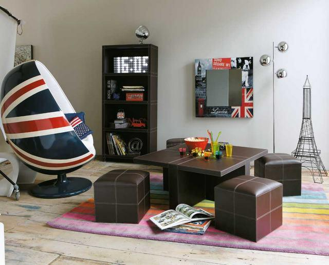 Dormitorios infantiles y juveniles paperblog - Habitaciones infantiles originales ...