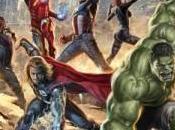 Otro póster promocional Vengadores todo equipo