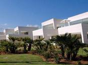 A-cero presenta proyecto finalizado piscina para lujosa urbanización Ibiza