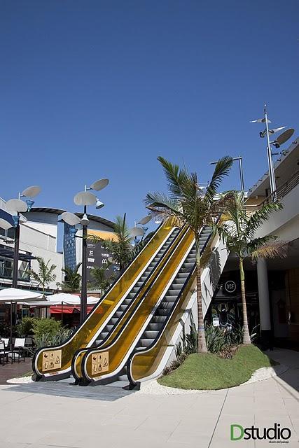 Centro Comercial Bonaire (Valencia) por Dstudio