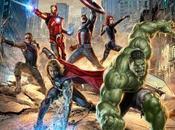 Nuevas imágenes promocionales vídeo 'The Avengers'