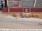Córdoba: continúa buen ritmo adecuación plaza toros para semifinal copa davis