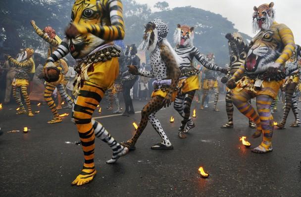 Carnaval Thrissur India