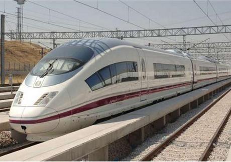 El tren de Barcelona