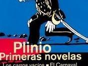 Plinio primeras novelas, Francisco García Pavón