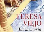 Teresa Viejo Memoria Agua