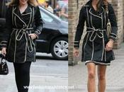 Kylie Minogue Pippa Middleton coinciden trench Fay. Elige preferida