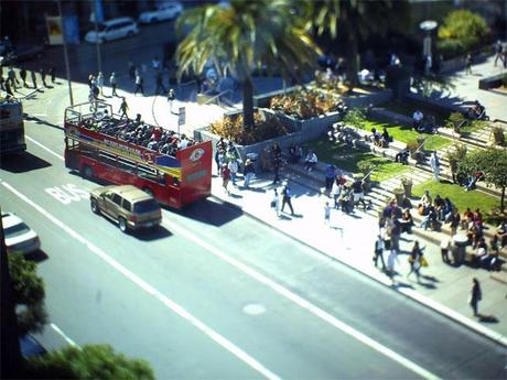 Friday's Gadget: Tilt-Shift Camera