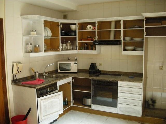 Antes y despu s de la cocina de patri paperblog for Cocinas antes y despues