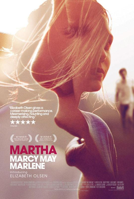 Trailer y poster de Martha Marcy May Marlene